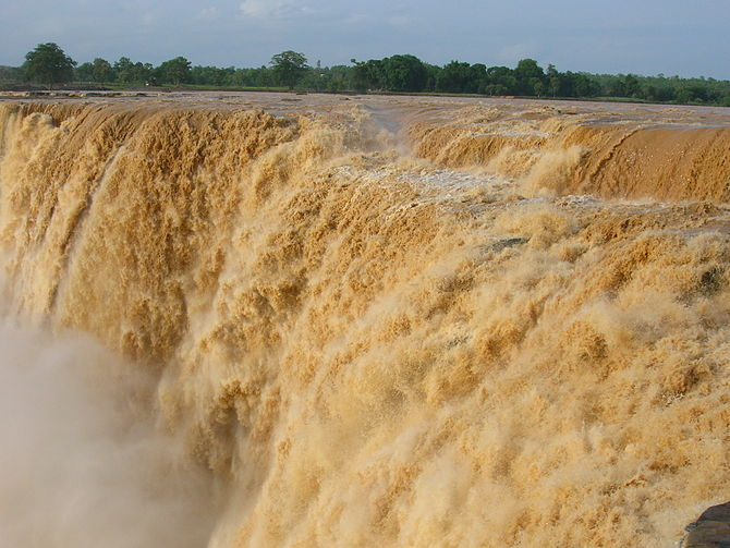 Chitrakoot in monsoon