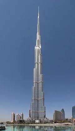 Burj Khalifa - Wikipedia