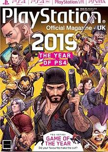 PlayStation Official Magazine – UK - Wikipedia