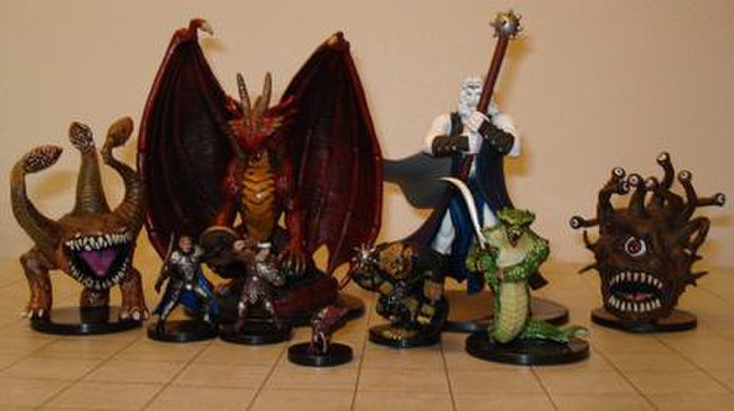 Dungeons & Dragons Monsters