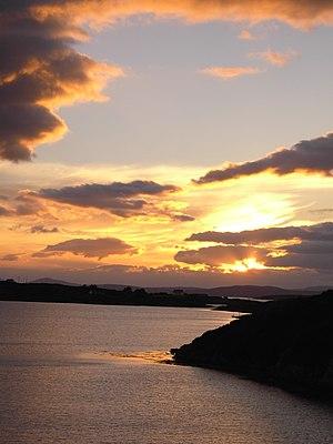 An Cúinne Harbour, Sherkin Island