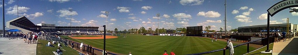 Charlotte Sports Park - Wikipedia