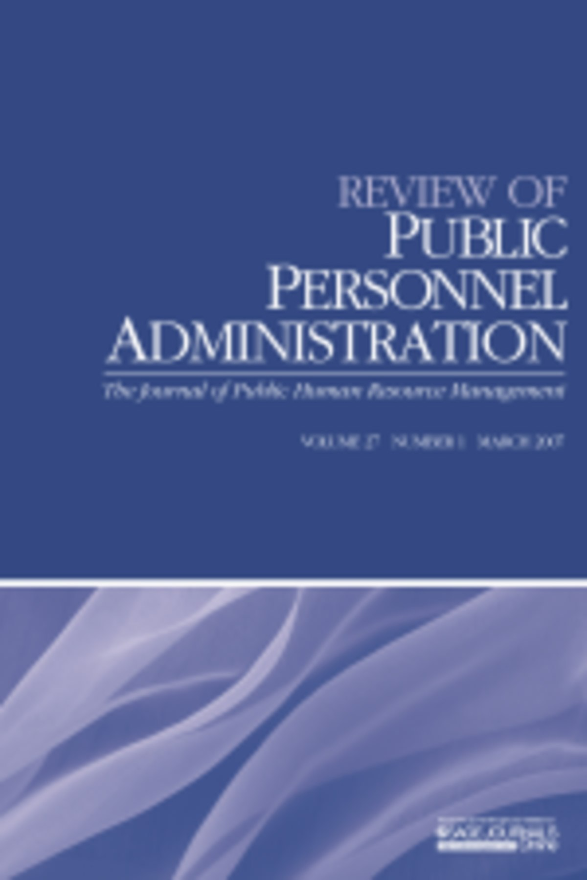 public administration journal