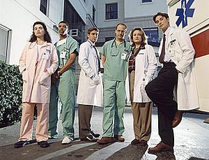 Original cast of the show (1994–1995)