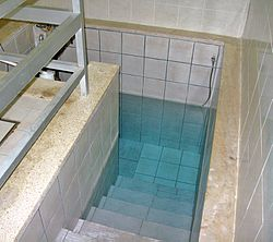 mikveh conversion in Israel