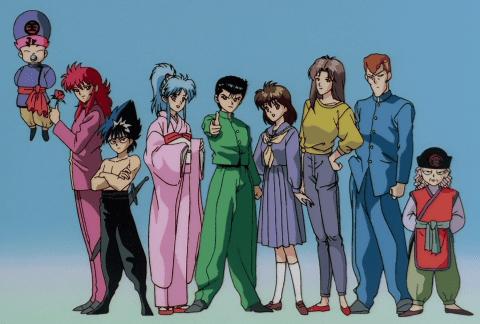 Anime Kiss Wallpaper Hd Yu Yu Hakusho Wikip 233 Dia