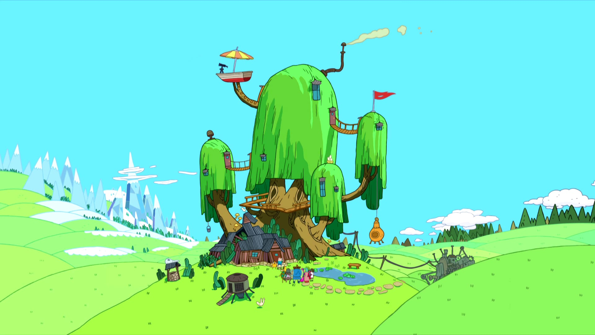Arbol Srl Adventure Time Wikipedia