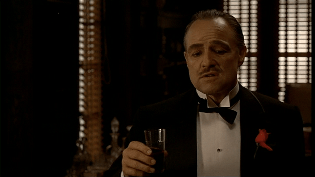 Godfather Hd Wallpaper Don Vito Corleone Wikipedia