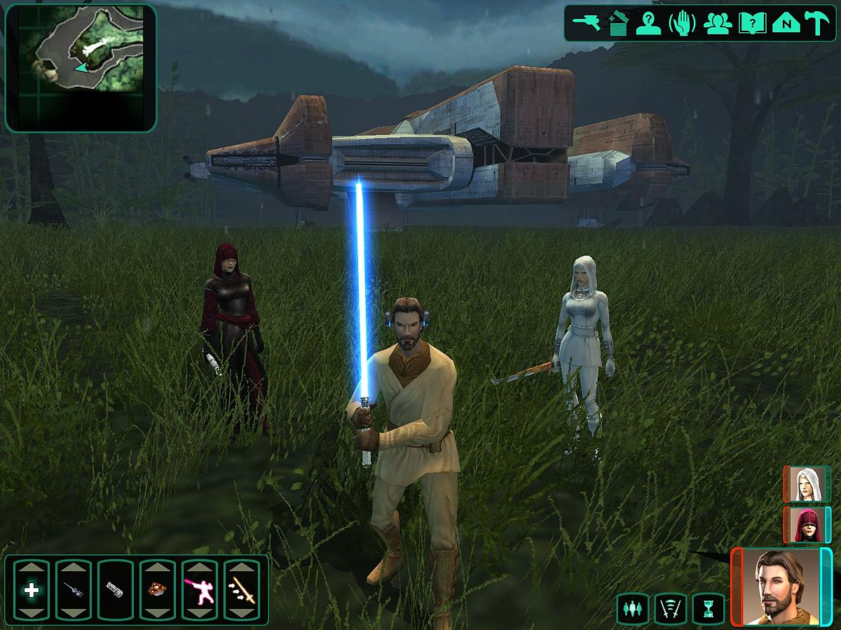 Android 3d Engine Live Wallpaper Star Wars Knights Of The Old Republic Ii The Sith Lords