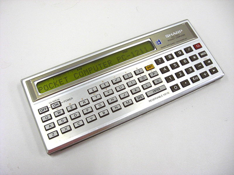 CASIO Pocket computer Vintage Computer Pinterest Casio and Tech - time card calculator