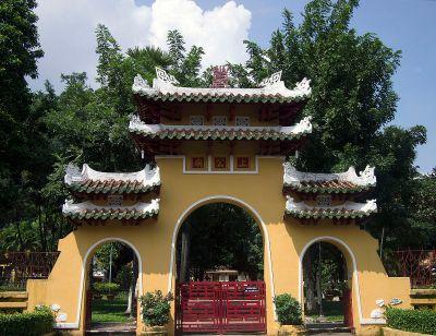 Lăng Ông (Bà Chiểu) – Wikipedia tiếng Việt