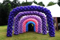 Birthday - Anniversary / Balloon Arch