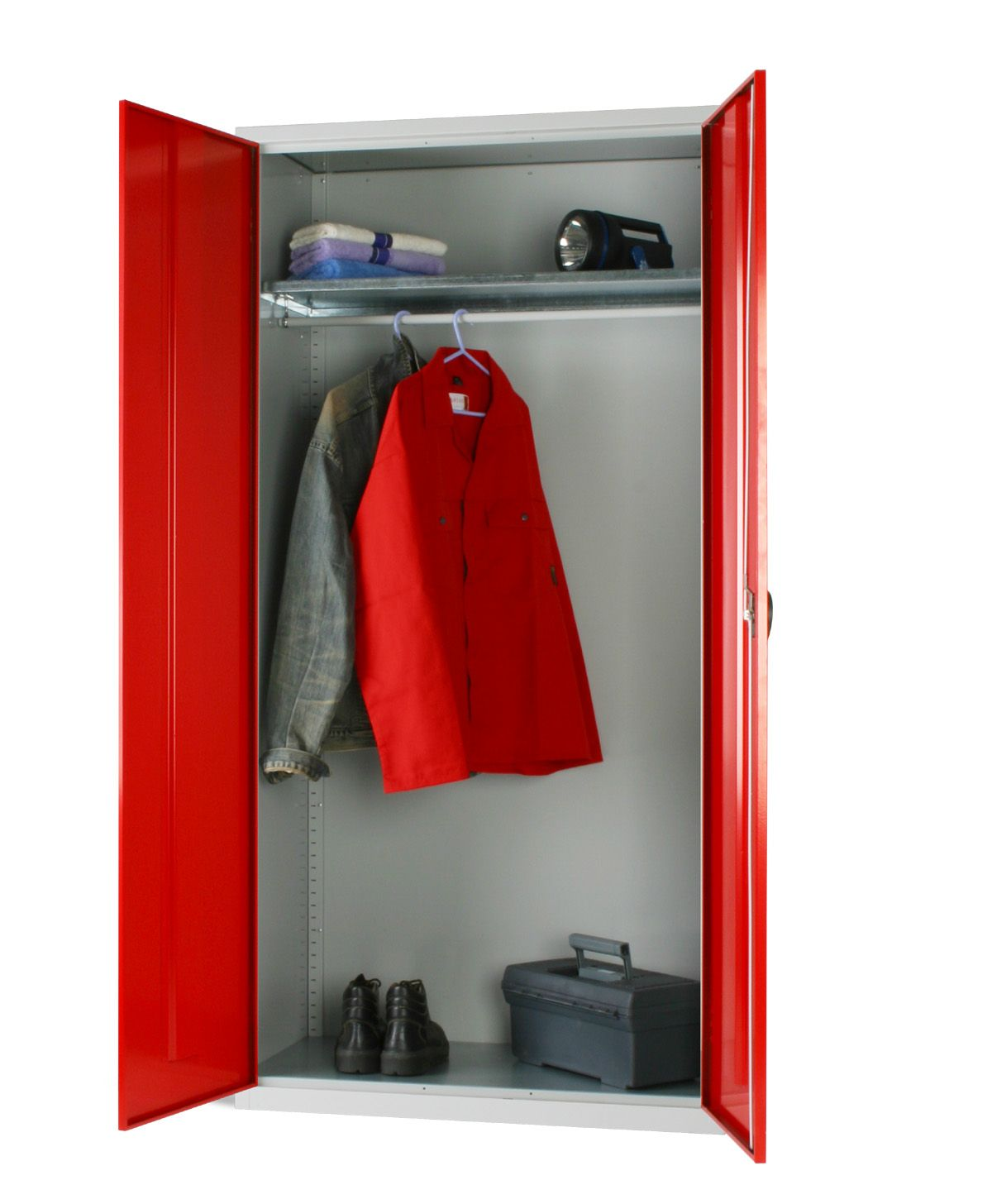 Clothing Cupboards Extra Wide Metal Cupboards Clothing And Equipment Cupboard