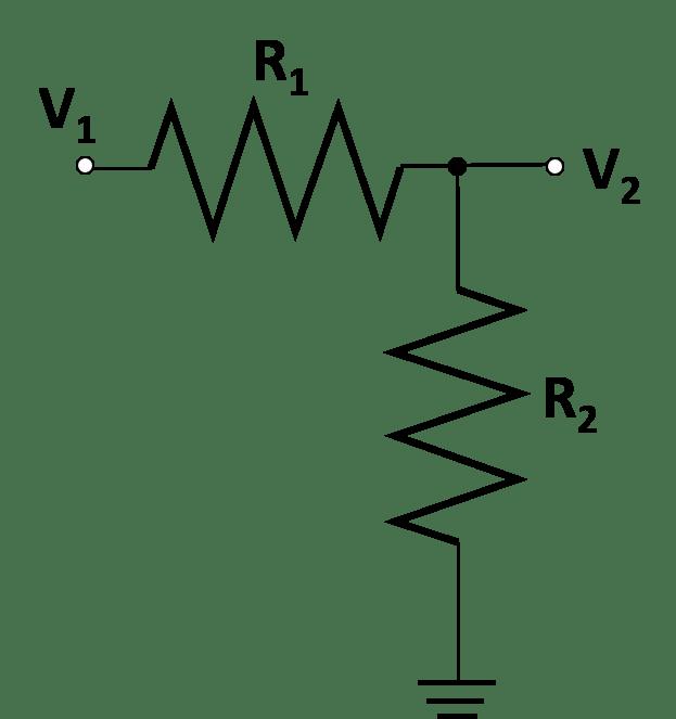 voltage and current divider