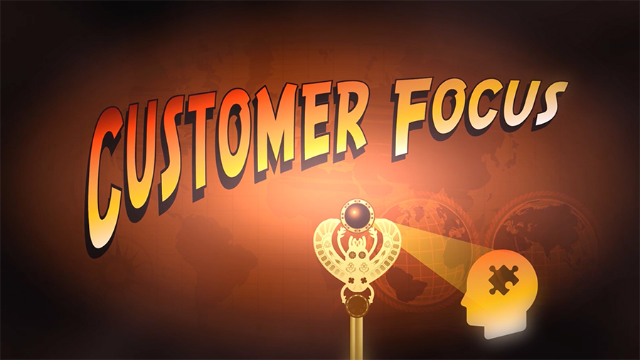Customer Focus / LII Core Competencies