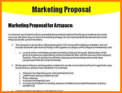 Template Digital Marketing Proposal - Bonsai
