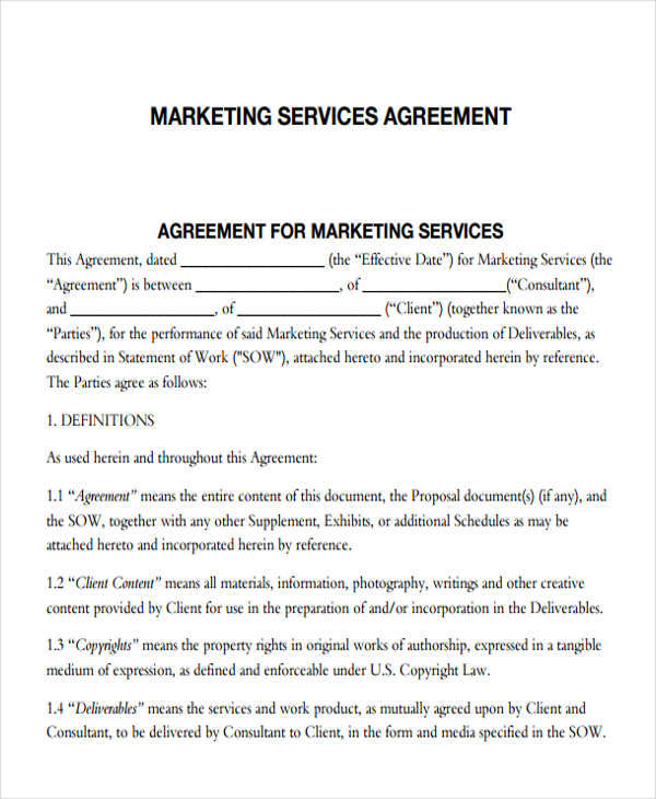 Details That Shouldn\u0027t Miss Out On Your Marketing Agreement - Bonsai - contract clauses you should never freelance without