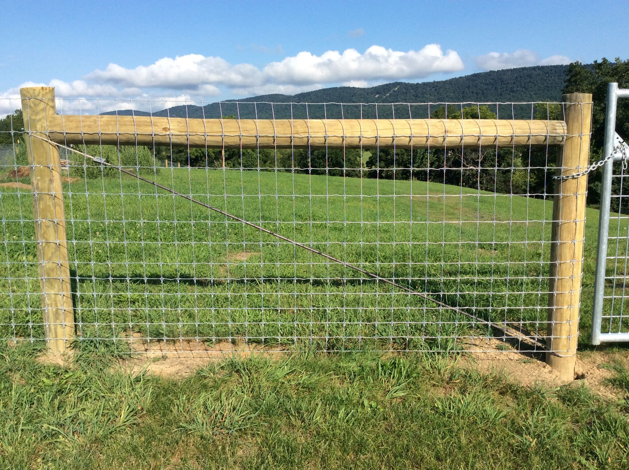 Wire Fencing Fence Company In Mercersburg Pa Fence Installation Profence