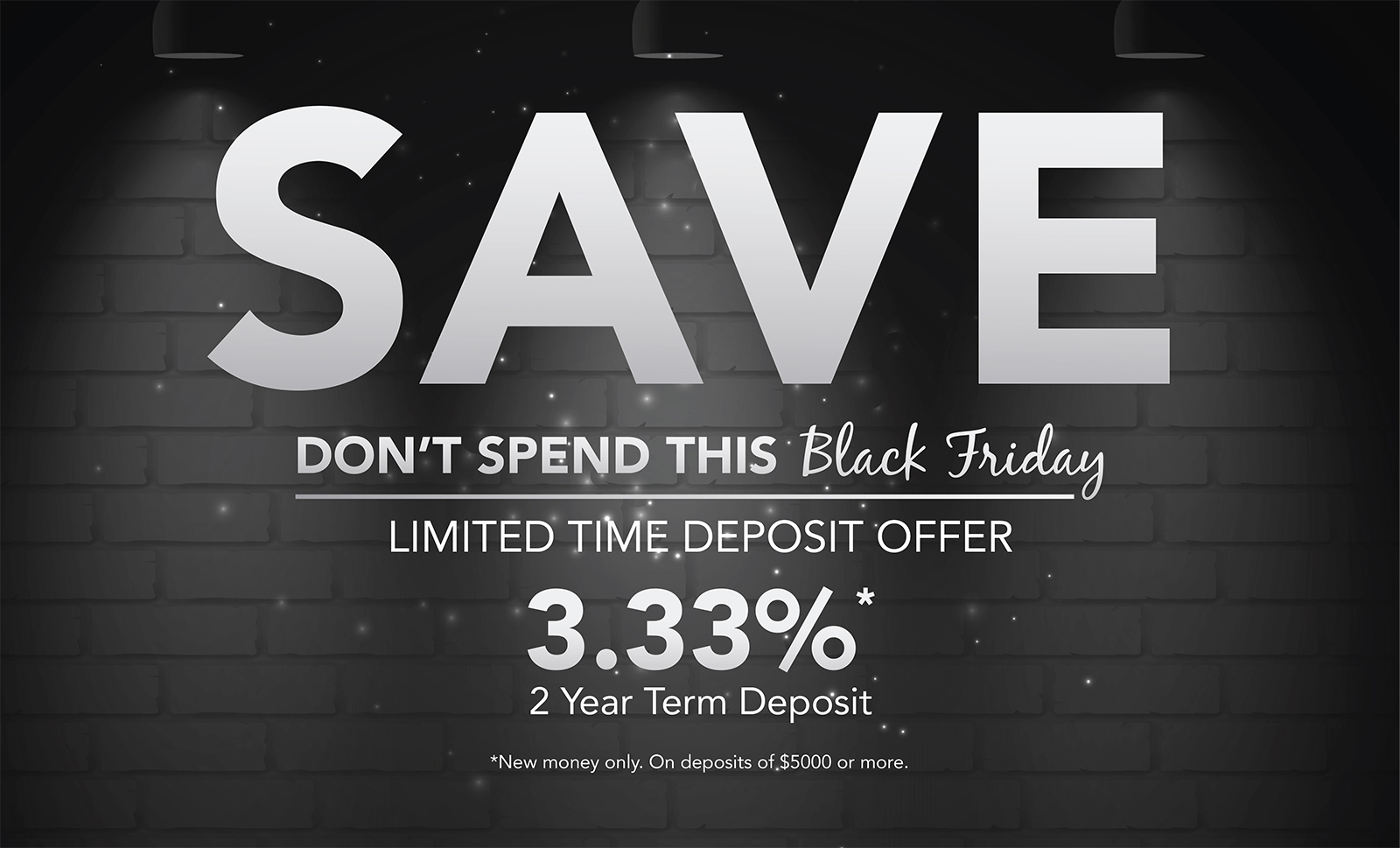 Black Friday Save Don T Spend Aime Awards