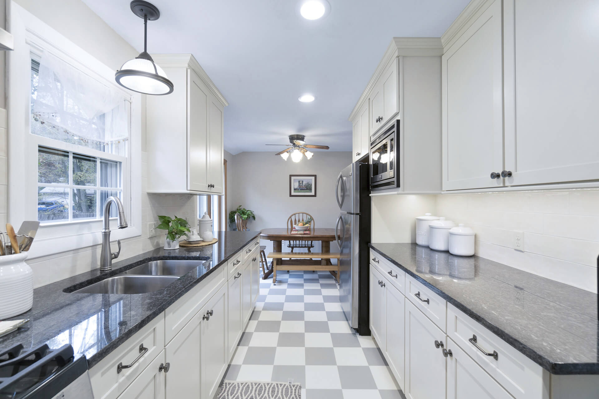 Smart Galley Kitchen Remodel Ideas