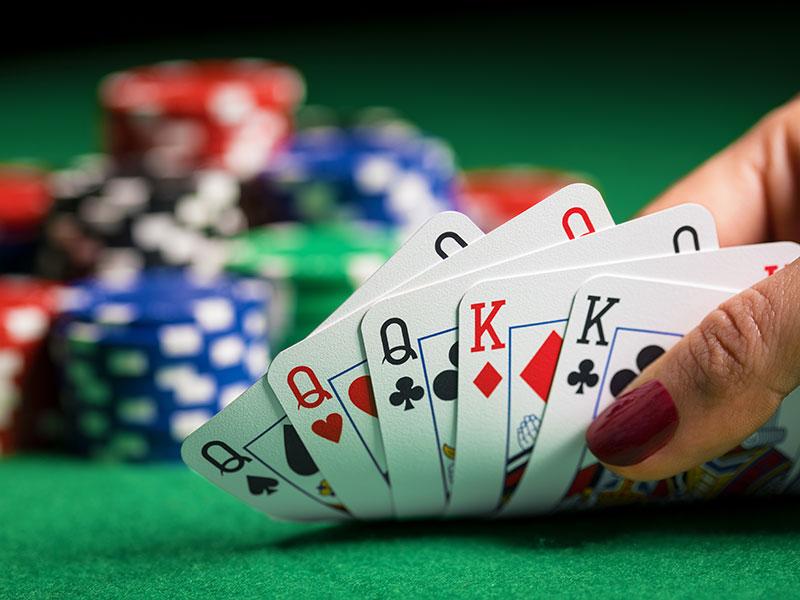 Fall Sunrise Wallpaper Poker Chinook Winds Casino