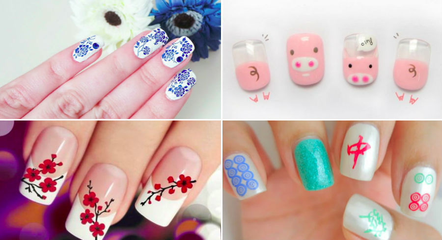 27 Chinese New Year nail inspirations to usher in Spring We are in
