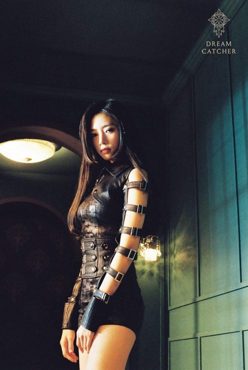 Wallpaper Girl Band Korea Dreamcatcher Members Profile Updated