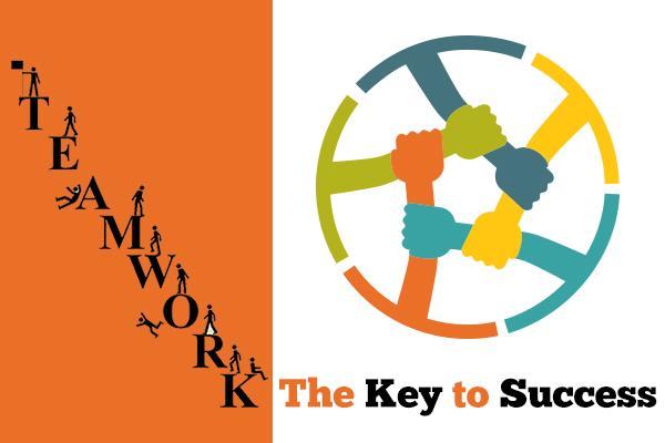 Team work \u2013 The key to success - Education article - Work Articles