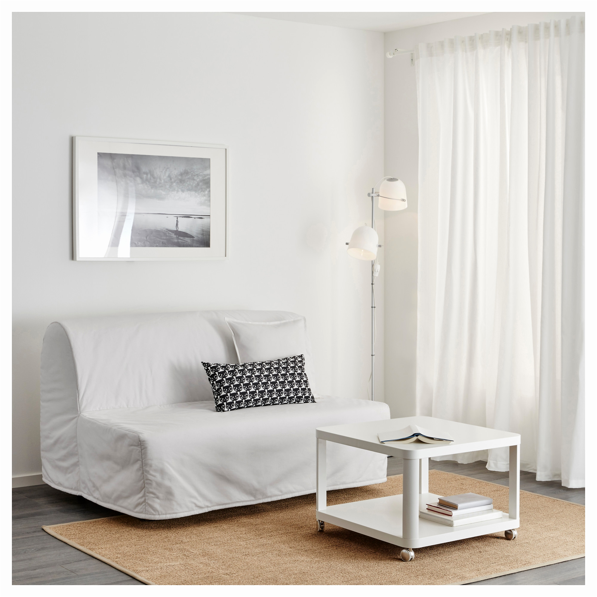 Ikea Lycksele Sofa Cover Sofa Best Of Lycksele Two Seat Sofa Bed Cover Ransta White