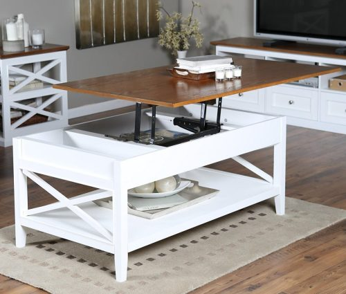 Medium Of Lift Top Table