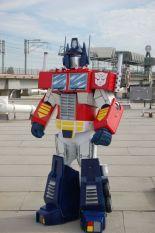 How Make Your Own Optimus Prime Costume Neatorama
