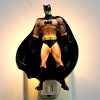 Batman Night Light - Neatorama