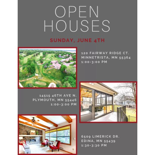 Medium Crop Of Open Houses This Weekend