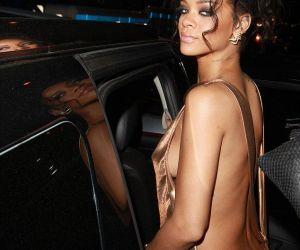 Celebs Who Love Going Without Underwear