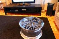 Display wheels or wheel coffee tables - Page 2