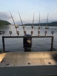 Rod holders ideas for catfishing - TinBoats.net