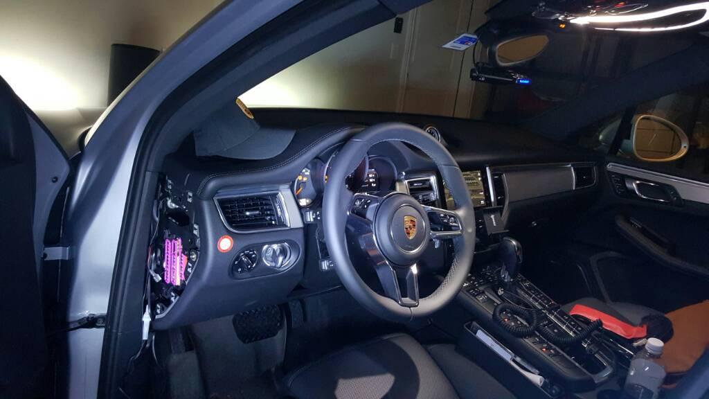 Hardwire passport radar detector - Porsche Macan Forum