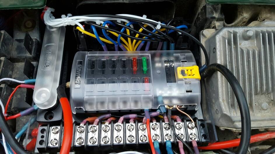 M0nkey\u0027s Electrical Sub-Panel - Page 3 - Yamaha Viking Forum
