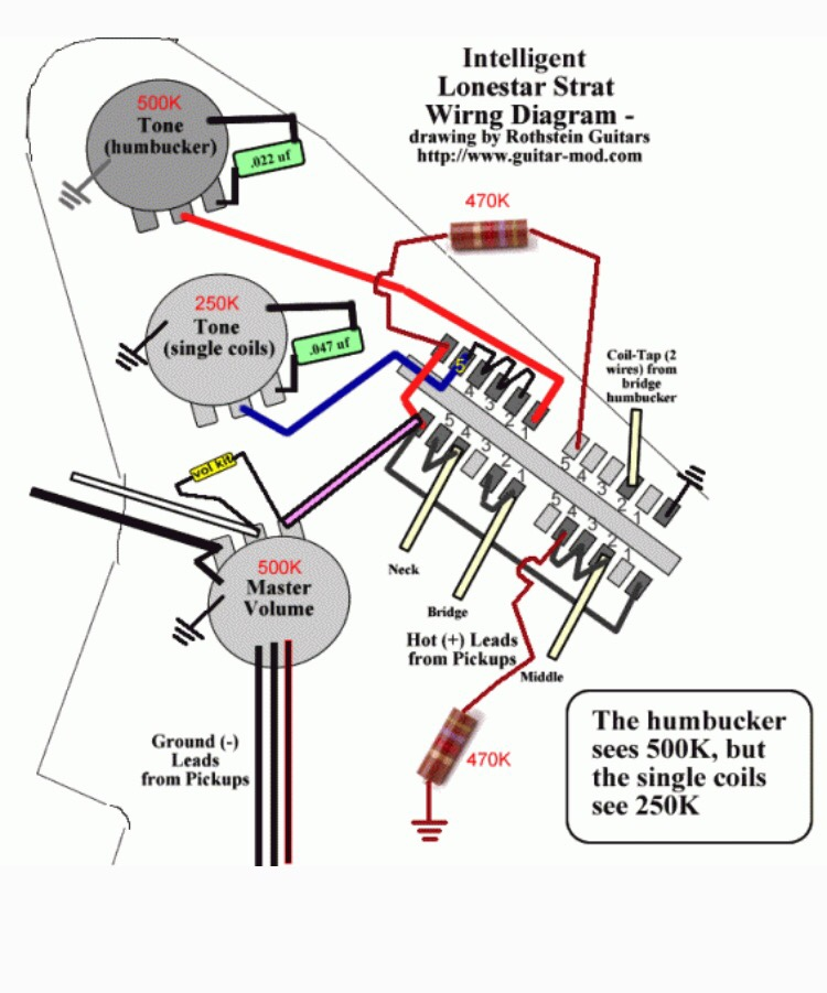 Vintage Les Paul Wiring Diagram - Best Place to Find Wiring and
