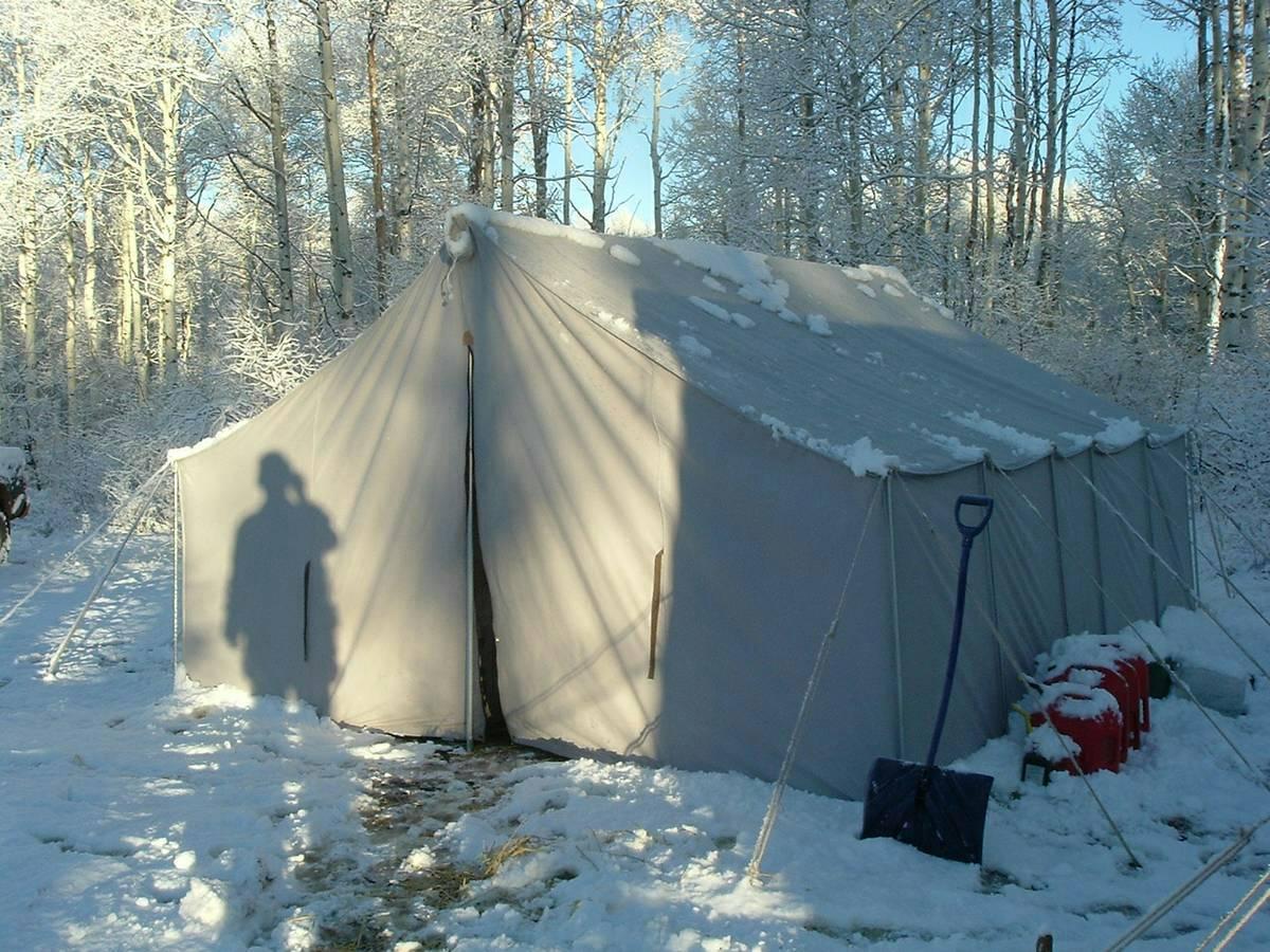 Fs 12x14 Wall Tent