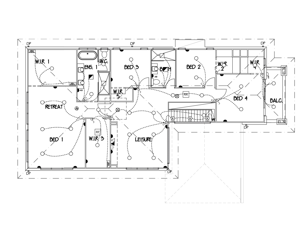 homeone electrical plan