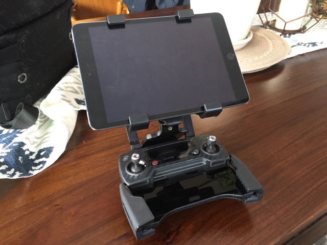 Ipad Mini Mount For Mavic Pro Dji Mavic Drone Forum