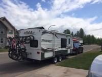 Bike Rack ideas for Camper/Toy Hauler
