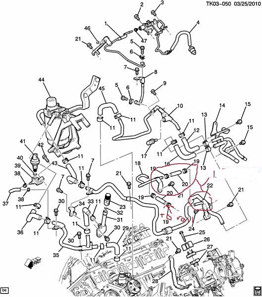 2004 Duramax Engine Parts Diagrams Wiring Diagram