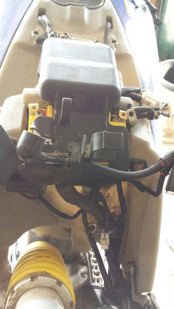 HELP! Wiring harness routing 2010 FE390 - Husaberg Forum