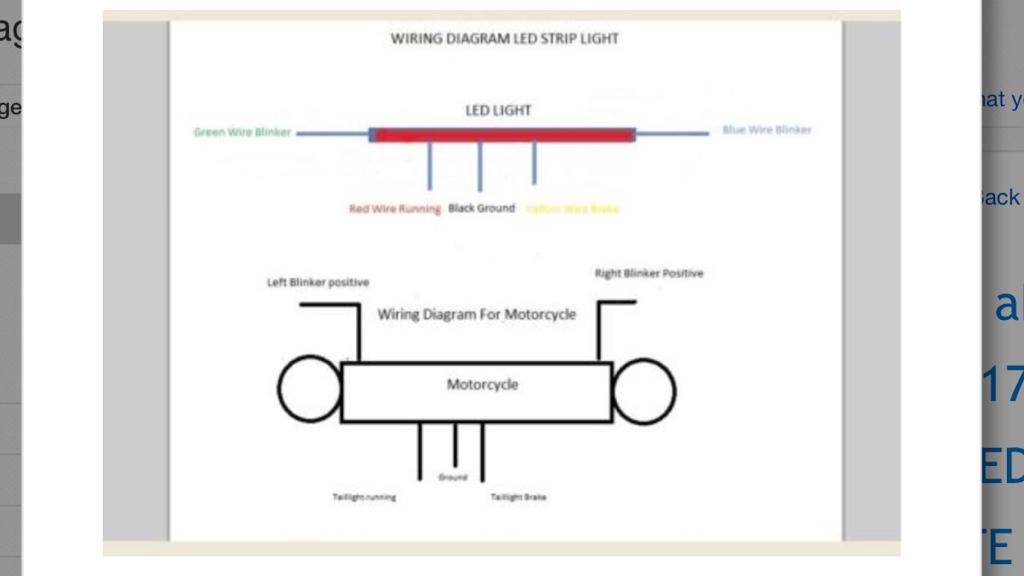 Wiring help for brake light - Ducati Forum