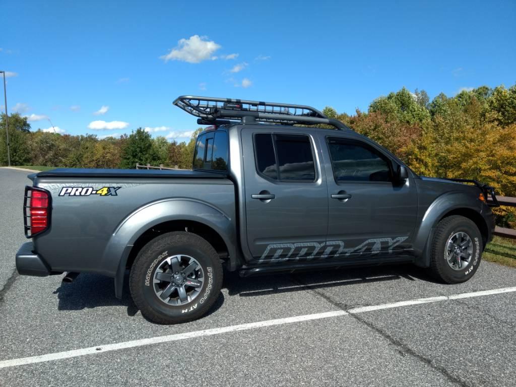 Custom Pro 4x Roof Rack Nissan Frontier Forum