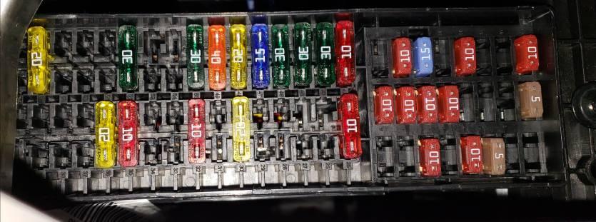 Passat B7 Fuse Diagram Wiring Diagram