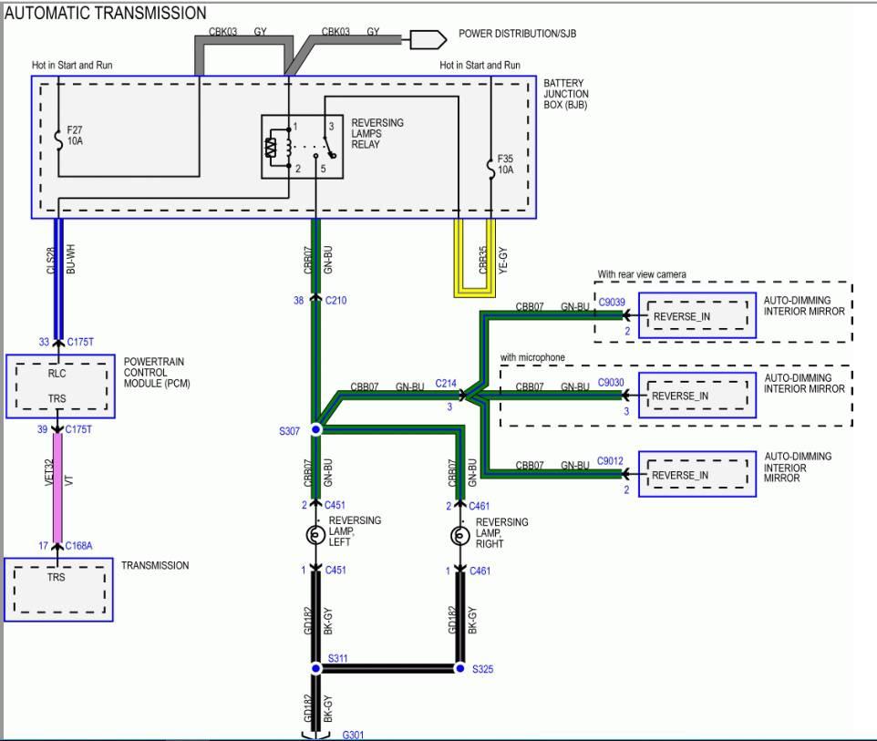 2013 Ford Escape Trailer Wiring Inertia Switch Wiring Diagram For Wiring Diagram Schematics