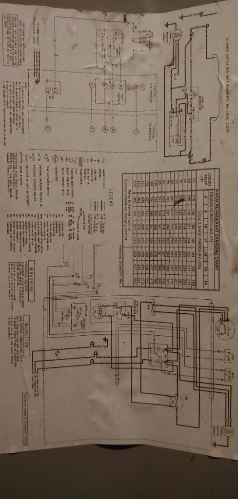 Can You Send Me A Wiring Diagram For Trane  What Is A C